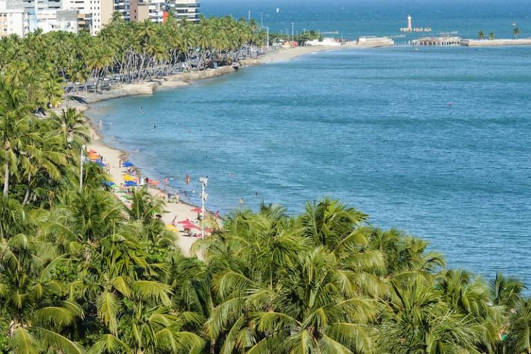 Maceió segue no topo da lista tanto de embarques em dezembro e janeiro como nas buscas para o segundo semestre