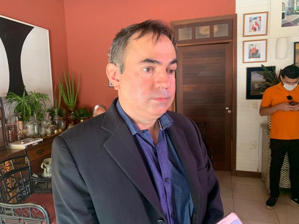 Marcelo Eulálio, secretário de Teresina
