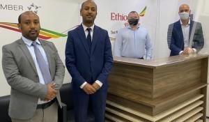 Ethiopian Airlines apresenta novo diretor geral para o Brasil