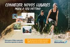 Bancorbrás lança descontos para adesão ao Clube de Turismo