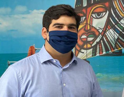 Ricardo Santa Ritta, secretário de Turismo de Maceió