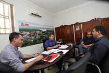 Secretário de Turismo de João Pessoa (PB) se reúne com CVB local