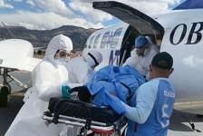 Empresa passa a oferecer repatriamento de viajantes infectados por Covid-19