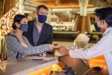 Ocupação de hotéis alcança 2/3 dos níveis pré-pandêmicos em abril