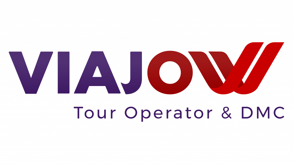 marca VIAJOW tour operator & DMC
