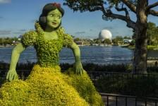 Epcot recebe International Flower & Garden Festival 2021 a partir de março