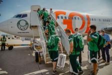 Gol freta voos para Palmeiras e Santos jogarem a final da Libertadores