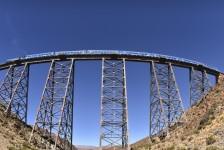 Argentina retoma operações do Trem das Nuvens em Salta