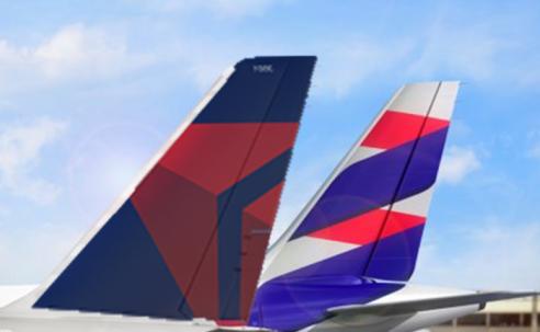 Cade aprova acordo de joint venture entre Latam e Delta Air Lines