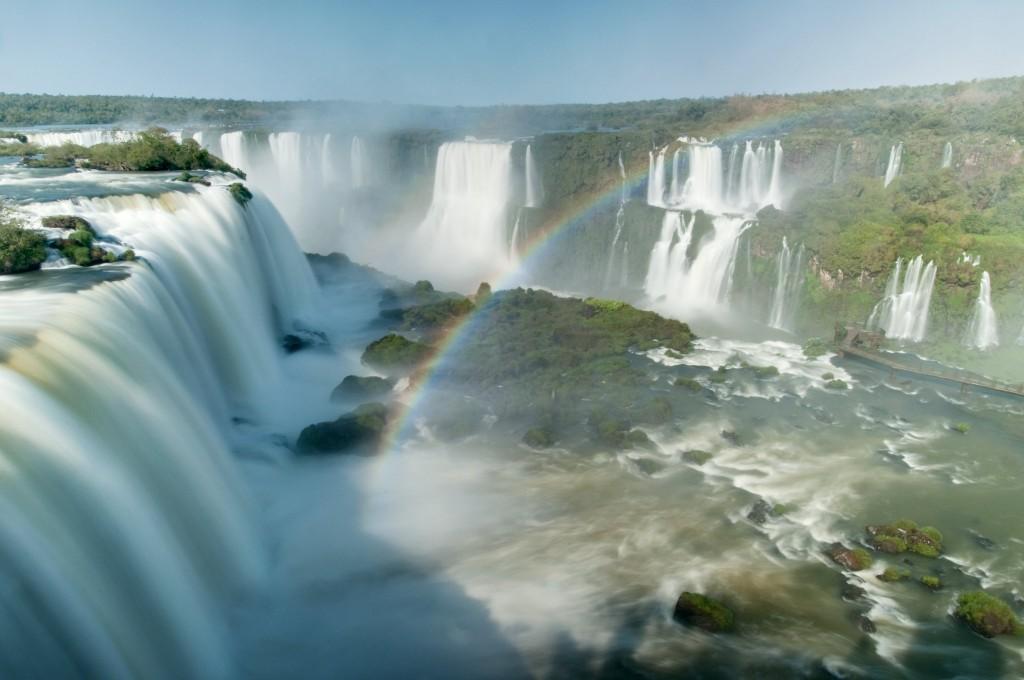 Foz do Iguaçu está entre os destinos mais buscados no levantamento do Ministério do Turismo