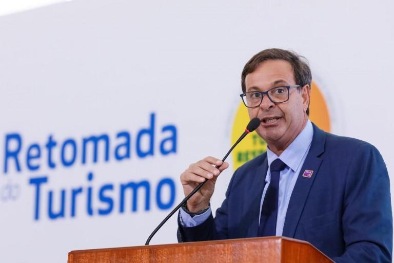 Gilson Machado Neto, ministro do Turismo