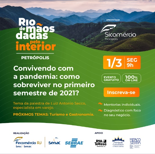 Projeto Rio de Mãos Dadas pelo Interior