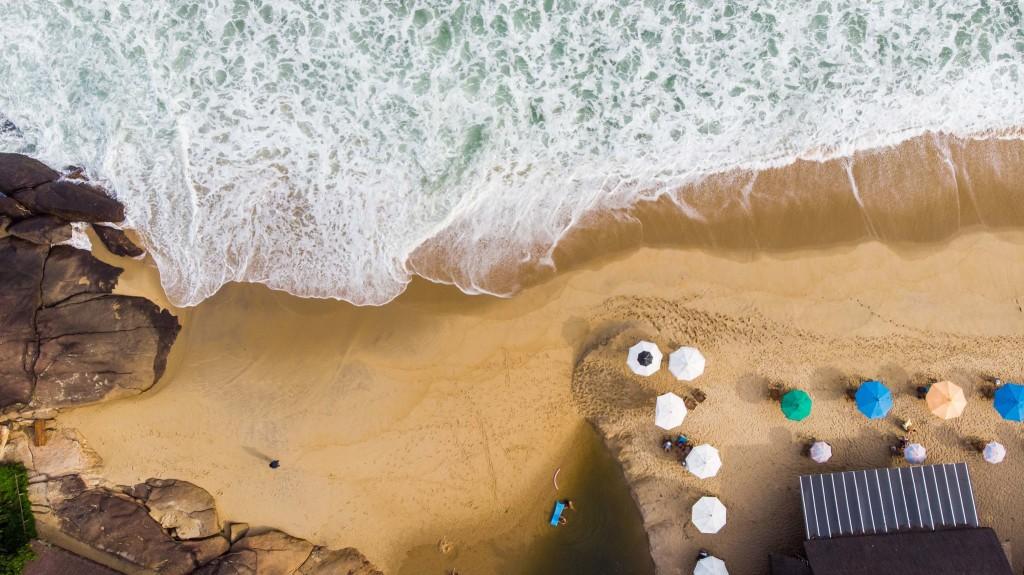 Ubatuba é listada pelo TripAdvisor como um destino emergnete