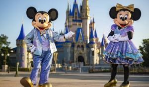 Disney celebra 50 anos com festa exclusiva pelos próximos 18 meses; saiba tudo