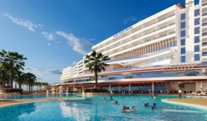 Hard Rock Hotel Fortaleza tem valorização de 119% em três anos