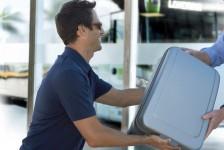 Despacho de bagagem chega ao setor rodoviário