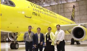 Ita Transportes Aéreos revela pintura oficial de suas aeronaves