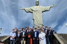 Ministro participa das comemorações de 456 anos do Rio de Janeiro