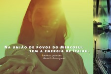 Itaipu lança nova campanha que destaca investimentos na região