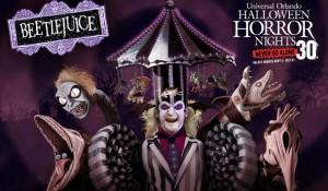 Universal Orlando anuncia datas do Halloween Horror Nights 2021