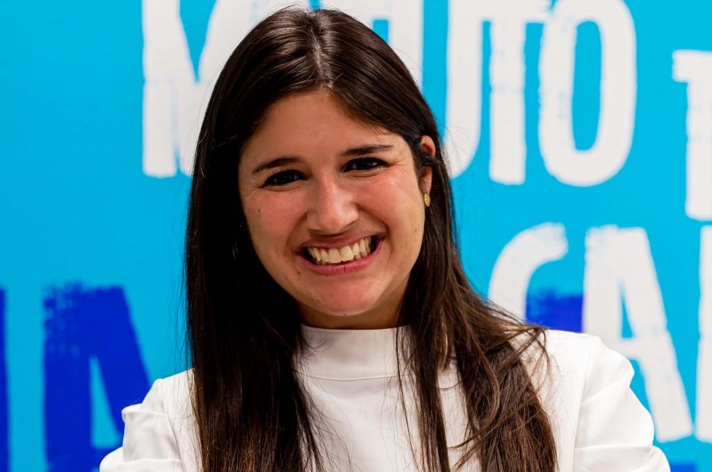 Cacau de Paula, secretária de Turismo e Lazer do Recife (Foto: Dondinho/Seturl)