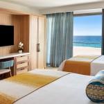 HRHLC - Rock Star Suite Ocean Front - Double Bed Bedroom
