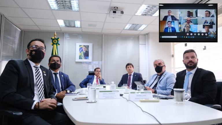 MTur, Embratur e Clia debatem setor de cruzeiros (Foto Roberto Castro/MTur)