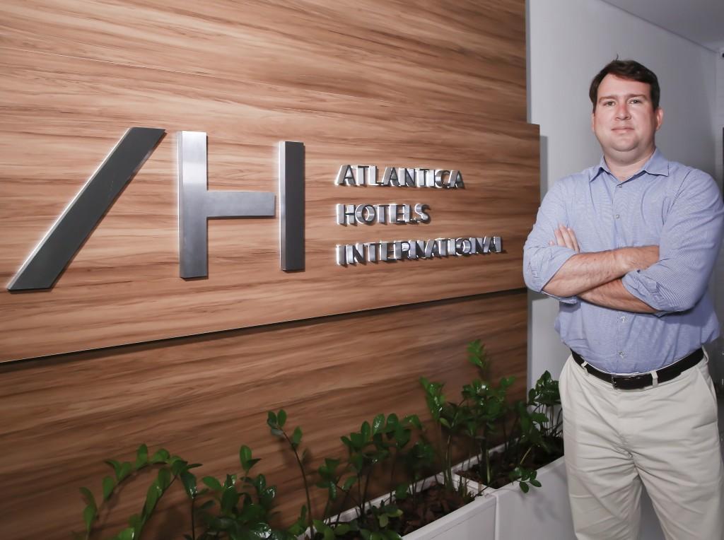 Mark Campbell, diretor de Operações da Atlantica Hotels