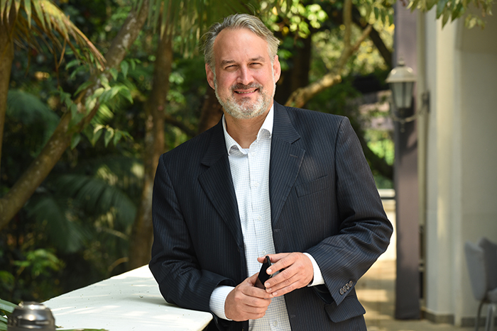 Oskar Kedor - CEO da Mobility _