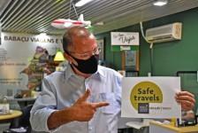 São Luis inicia concessão do selo 'Safe Travels' a empreendimentos turísticos