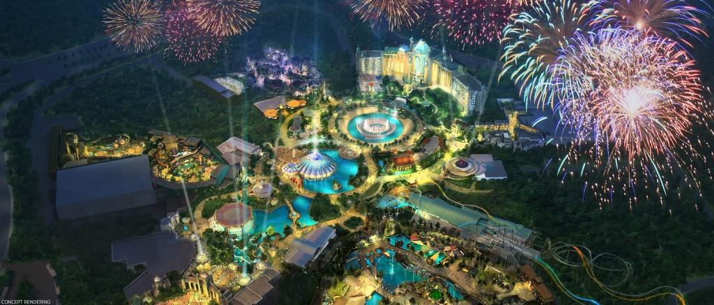 Universal's Epic Universe_Concept Art