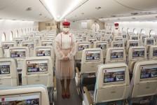 Emirates realizará voo especial de celebração apenas para vacinados