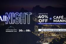Accor dá 40% de desconto e café da manhã em hotéis do Rio de Janeiro