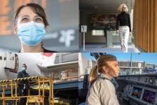 Air France coloca mulheres no centro das atenções em dia especial; vídeo