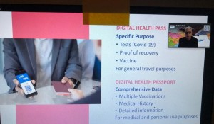 Skål debate riscos e benefícios de Passaporte de Saúde