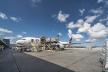 Latam converte oito B767s comerciais em aeronaves de carga