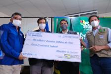 MTur oficializa repasses de mais de R$ 1 bilhão do Fungetur na Bahia
