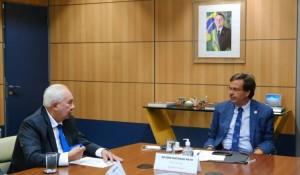 MTur trata de projetos de infraestrutura em Maragogi (AL) e Governador Valadares (MG)