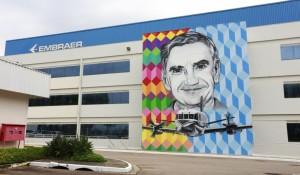 Homenagem: complexo da Embraer passa a se chamar 'Unidade Ozires Silva'
