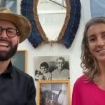 Paulo Machado e Polianna Thomé, sócios da Brasil Food Safari