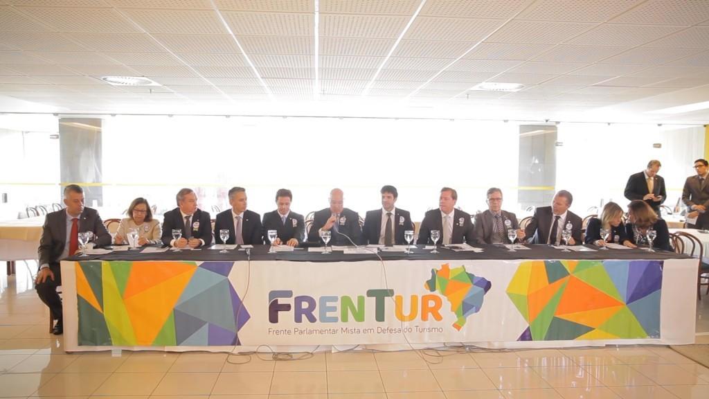 Reunião da Frente Parlamentar Mista de Apoio ao Turismo em 2019