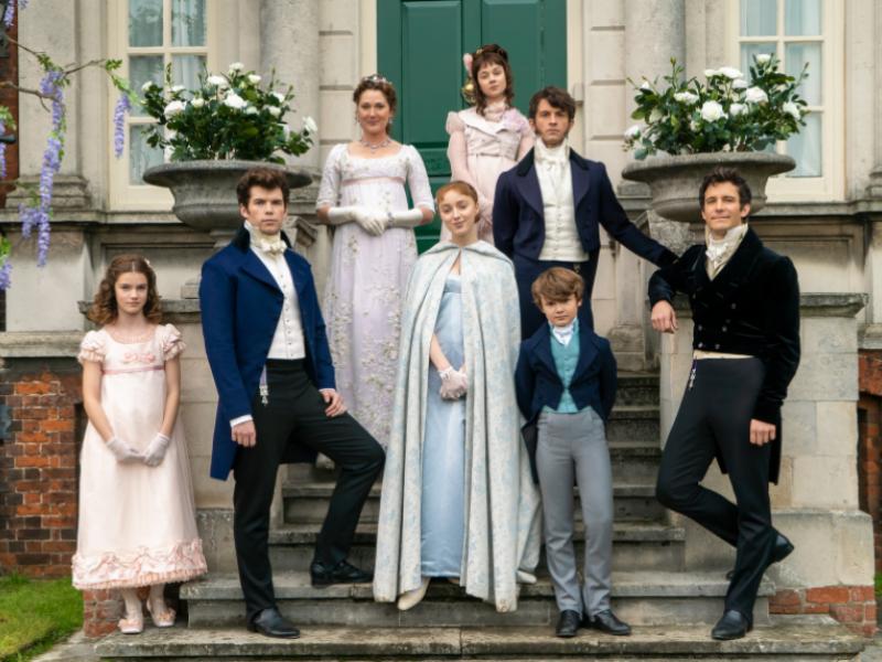 Série de sucesso na Netflix, Bridgerton mostra cenários da Inglaterra ao mundo