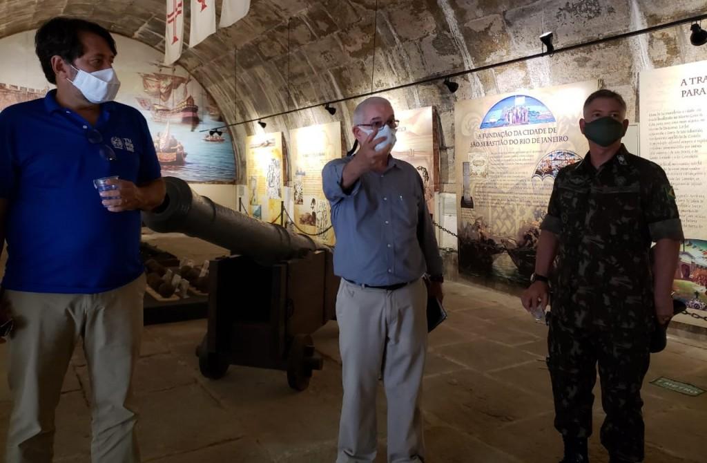 Visita Turismo militar