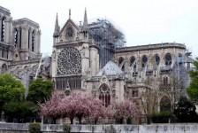 Catedral de Notre-Dame pode demorar até 20 anos para ser totalmente restaurada
