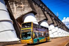 Itaipu recebe mais de 1,1 mil turistas no feriado de Páscoa