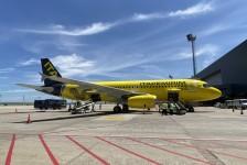 Confins recebe voos de certificação da Itapemirim