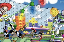 Disney abrirá hotel temático do Toy Story no Japão