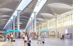 Aeroporto de Istambul tem redução de 30% nos tempos de embarque