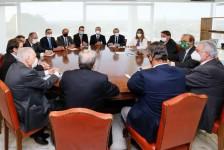 Comitiva de micros e pequenos empresários pede apoio a Jair Bolsonaro