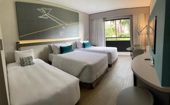 Royal Tulip e Golden Tulip Brasília Alvorada ganham apartamento triplo